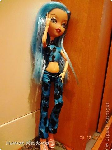 Привет всем жителям Страны Мастеров!!!!!Вот решила поснимать свою новую куклу.Кстати ее зовут Рита .Прошу любить и жаловать! фото 2