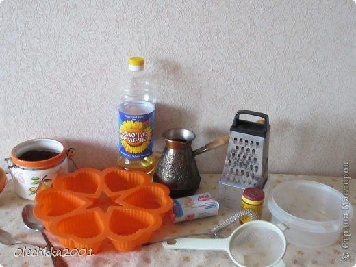 Вот ... решилась наконец то сделать кофейное мыло-скраб..... оказалось очень легко. фото 2