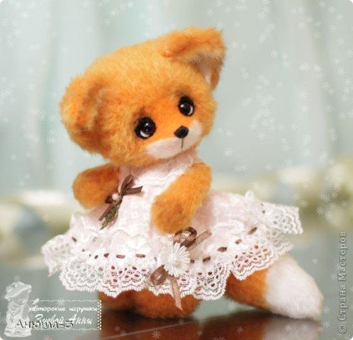 Лисичка Алис фото 3