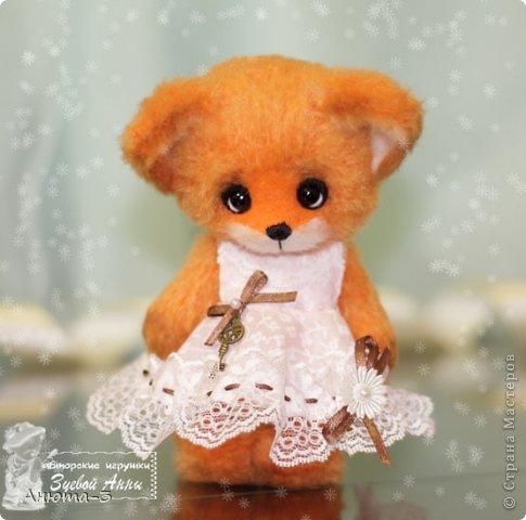 Лисичка Алис фото 2