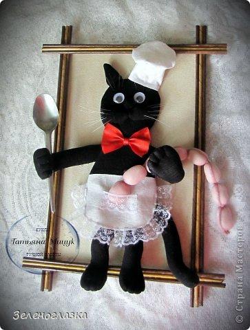 снова кот-повар)