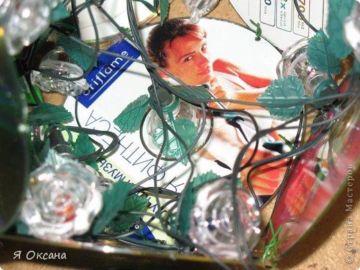 Мастер-класс Поделка изделие Новый год Моделирование конструирование Шары и светильник из CD-дисков МК Диски компьютерные фото 9