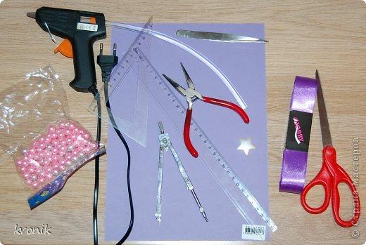 Мастер-класс Поделка изделие Новый год Цумами Канзаши МК ёлочки из атласных лент Ленты фото 2