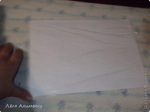 Мастер-класс Материалы и инструменты Упаковочная бумага Мастер-класс Бумага Салфетки фото 3