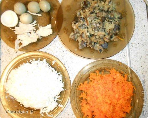 Кулинария Мастер-класс Новый год Рецепт кулинарный Салат Сказочная Лошадь Продукты пищевые фото 4