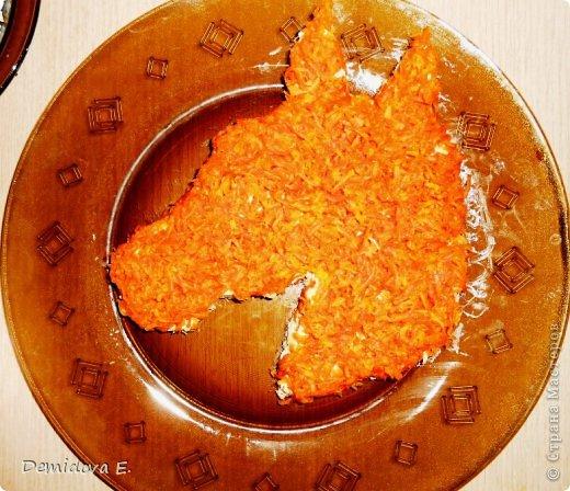 Кулинария Мастер-класс Новый год Рецепт кулинарный Салат Сказочная Лошадь Продукты пищевые фото 6