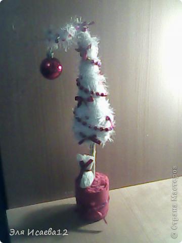 А вот и моя ёлочка белоснежная иголочка.. фото 3