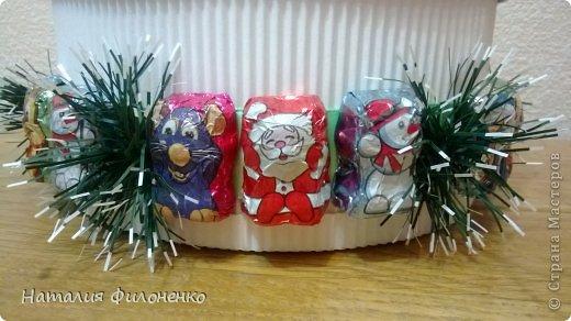 Коробочки для новогодних подарков фото 3