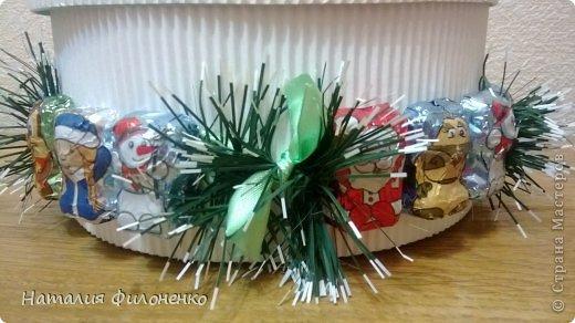 Коробочки для новогодних подарков фото 4