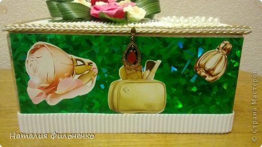 Коробочки для новогодних подарков фото 7