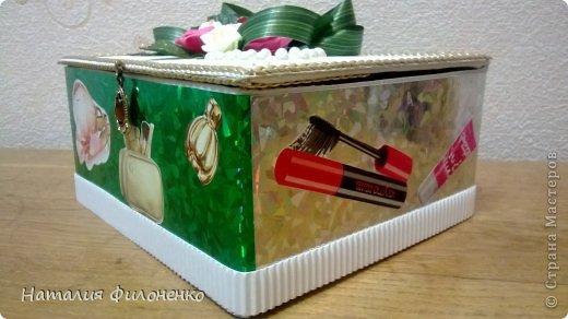 Коробочки для новогодних подарков фото 8