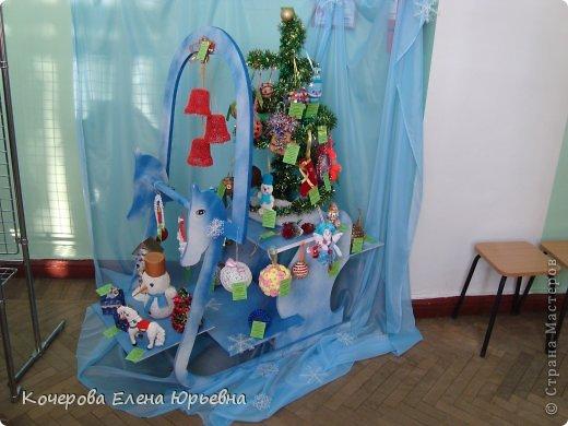Работы учащихся на выставке детского творчества фото 1