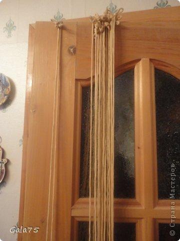 Мастер-класс Поделка изделие Макраме Кресло гамак Тесьма шнур фото 22