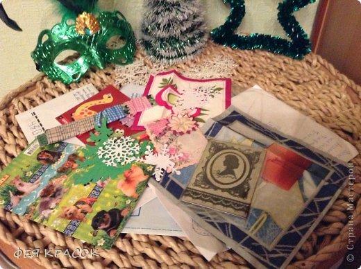 """Всем большой новогодний привет!!!!Этот пост посвящается Новому Году:)))Приятного просмотра:))   Хотелось  бы начать с работ на новогоднюю игру Виктора Бакиева """"Новогоднее волшебство"""":))) Вот такую мохнатую и красивую ёлочку я сделала :))) фото 4"""