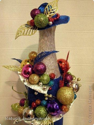 Декор предметов Мастер-класс Новый год Моделирование конструирование новогоднее дефиле + мк Бумага гофрированная фото 11