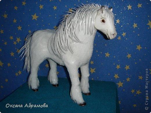 """Приветствую Вас мои дорогие гости, мастера и мастерицы, удивительной страны ! Приятно познакомиться - я лошадь породы """"Першерон"""". фото 60"""