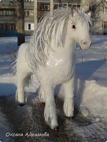 """Приветствую Вас мои дорогие гости, мастера и мастерицы, удивительной страны ! Приятно познакомиться - я лошадь породы """"Першерон"""". фото 61"""