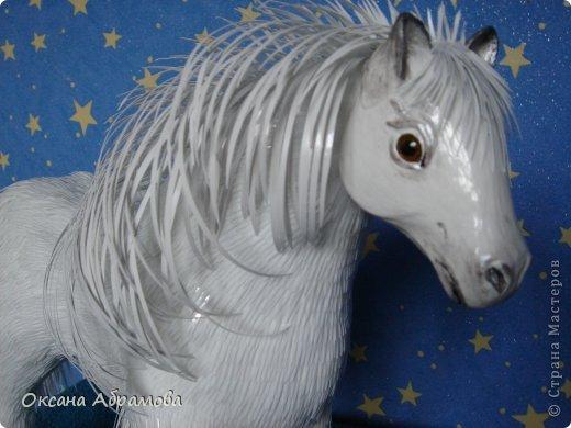 """Приветствую Вас мои дорогие гости, мастера и мастерицы, удивительной страны ! Приятно познакомиться - я лошадь породы """"Першерон"""". фото 58"""