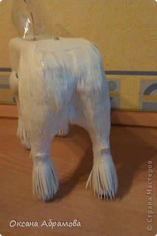 Лошадь из пластиковых бутылок своими руками 63