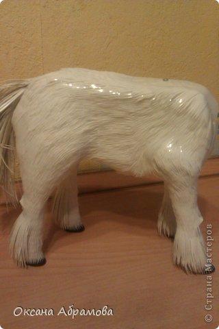 """Приветствую Вас мои дорогие гости, мастера и мастерицы, удивительной страны ! Приятно познакомиться - я лошадь породы """"Першерон"""". фото 44"""