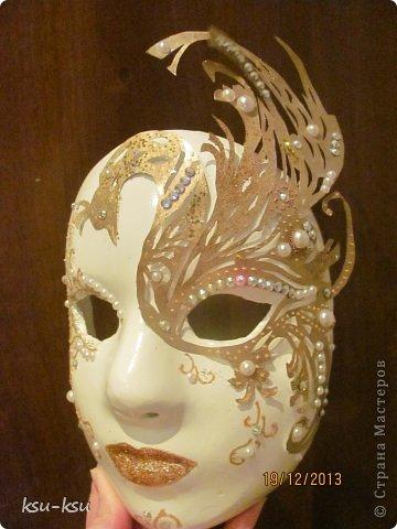 Как сделать маски из гипса в домашних условиях