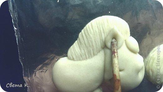 Мастер-класс Новый год Лепка Лошадки-магниты МК по лепке Тесто соленое фото 20