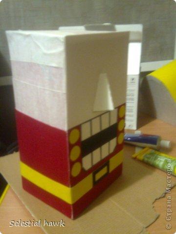 Щелкунчик из коробки