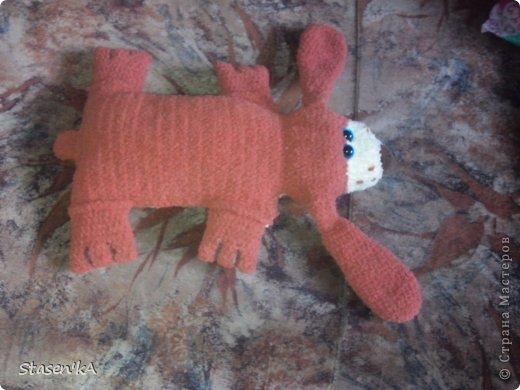 Подушка-собачка фото 2