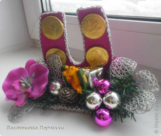 Привет Страна!!!У меня тоже Новый год)))Наконец-то....Долго я смотрела на работы девочек-будильнички-облизывалась и вот решилась.Нашла очень понятный МК.Вот ссылка    http://www.liveinternet.ru/users/natali_tiraspolskaya/post300858378 фото 20