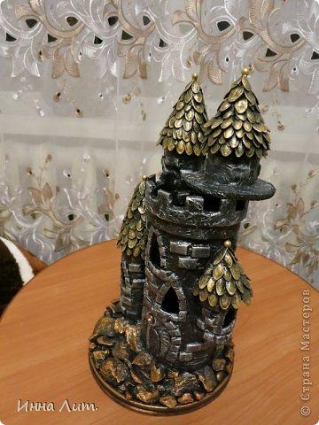 Замок и железное кружево фото 3