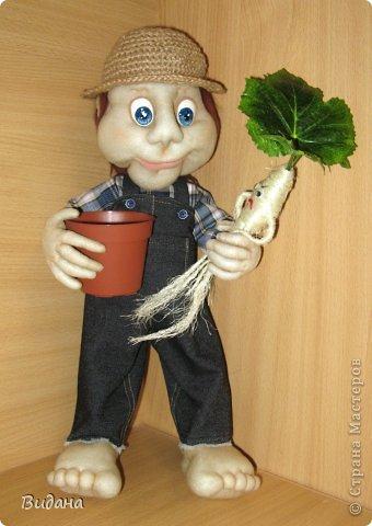 Садовник фото 1