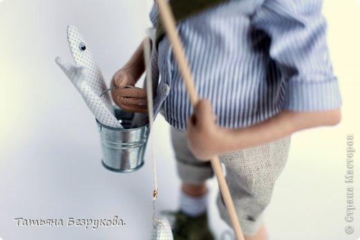 Готовь сани летом, а наш Семен Семеныч готовит  удочки зимой.. фото 2
