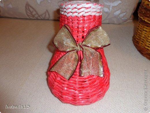 Мастер-класс Поделка изделие Плетение МК башмачок Бумага газетная Трубочки бумажные фото 25