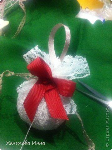 Мастер-класс Новый год Шитьё Винтажный подарок близким за 15 минут Бумага газетная Бусинки Кружево фото 12