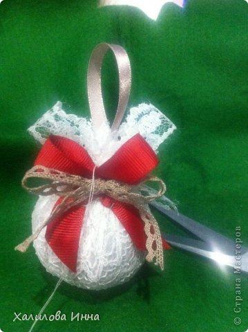 Мастер-класс Новый год Шитьё Винтажный подарок близким за 15 минут Бумага газетная Бусинки Кружево фото 13