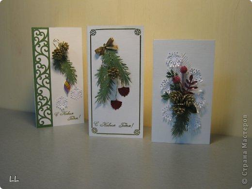 Новогодние открытки 2 фото 1