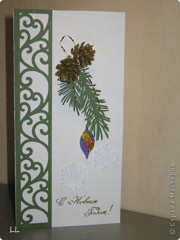 Новогодние открытки 2 фото 2