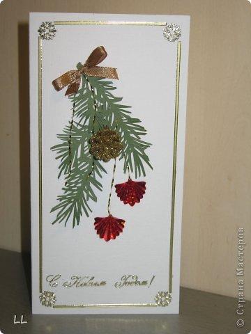 Новогодние открытки 2 фото 3