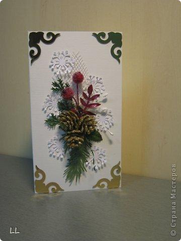 Новогодние открытки 2 фото 4