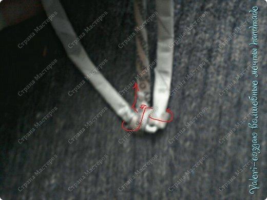 Мастер-класс Поделка изделие Новый год Плетение Ёлочка из газетных трубочек МК Бумага газетная Бусинки Бутылки пластиковые Гипс Клей Кружево Ленты Салфетки Трубочки бумажные фото 14