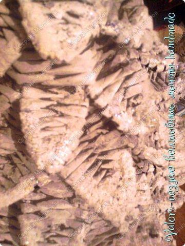Мастер-класс Поделка изделие Новый год Плетение Ёлочка из газетных трубочек МК Бумага газетная Бусинки Бутылки пластиковые Гипс Клей Кружево Ленты Салфетки Трубочки бумажные фото 58