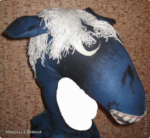 вообщем к новому году заказали голову лошади...))))