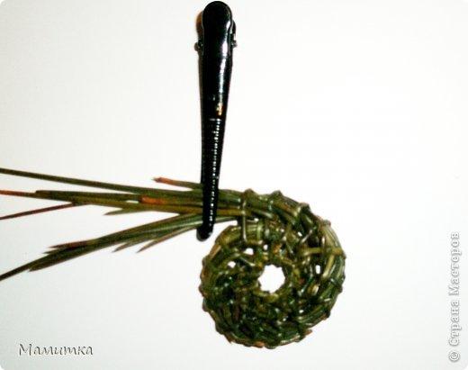 Декор предметов Мастер-класс Украшение Новый год Плетение Колокольчик новогодний Материал природный фото 2