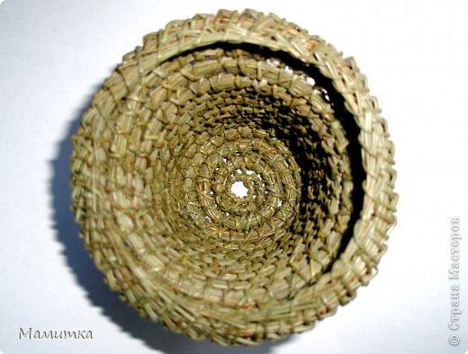 Декор предметов Мастер-класс Украшение Новый год Плетение Колокольчик новогодний Материал природный фото 11