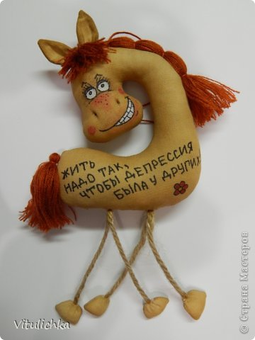 Спасибо Надежде https://stranamasterov.ru/user/101797 за чудесную идею! Долго я сопротивлялась, но не выдержала и сделала этих лошадок! Табунчик растет и сразу разбегается. Это первая партия Не все мордашки получились удачными, но что есть... фото 26