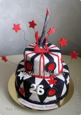 Мои тортики... фото 6
