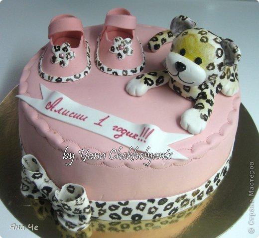 Мои тортики... фото 5