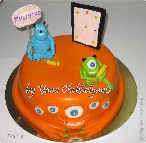 Мои тортики... фото 4