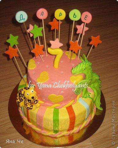 Мои тортики... фото 3