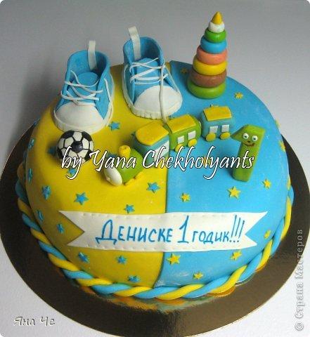 Мои тортики... фото 2
